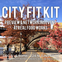 City Fit Kit Preview & Networking Event