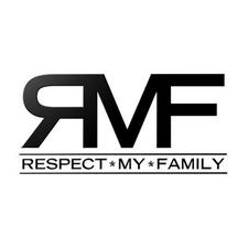 Respect My Family (RMF) logo