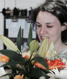 LilyBloom Floral Design logo