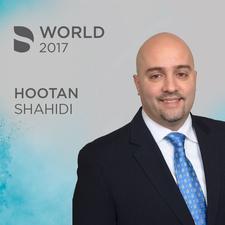 Mr. Hootan Shahidi logo