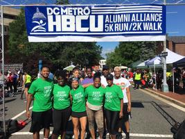 Interpreting Students of color Run/Walk Event