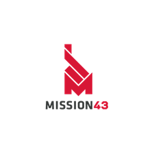 Mission43 logo
