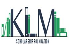 KLM Scholarship Foundation logo