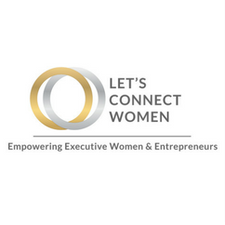 Let's Connect Women  logo