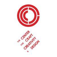The Center for Craft, Creativity & Design logo