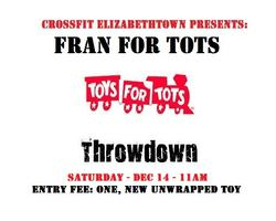 Fran for Tots Throwdown
