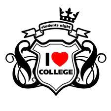 I Love College  logo