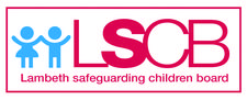 Lambeth Safeguarding Children Board logo