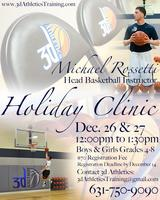 3d Athletics Holiday Clinic