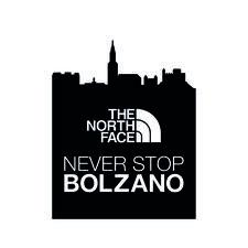 The North Face - Never Stop Bolzano, Italy logo