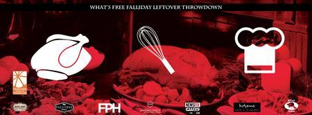 What's Free Falliday Leftover Throwdown