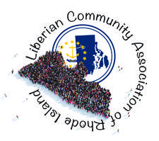 Liberian Community Association of Rhode Island logo