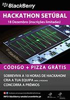 BlackBerry Hackathon Setúbal