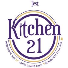 Kitchen 21  logo