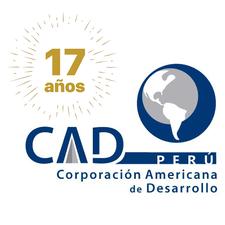 Corporación Americana de Desarrollo - CAD PERÚ logo