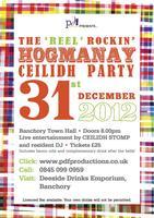 "The 'Reel"" Rockin' Hogmanay Ceilidh Party"