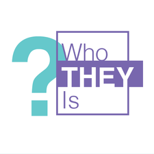 """Who """"They"""" Is logo"""