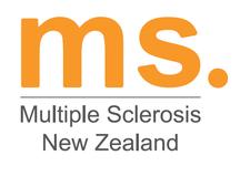 Multiple Sclerosis New Zealand logo