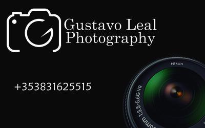 @gustavolealphotography logo