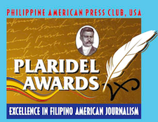 Philippine American Press Club USA logo