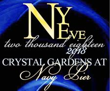 Crystal Gardens New Years Eve 2018 logo