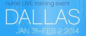Nutrie TEXAS Takeover 2014! Regional Training Event.