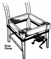 BASIC FURNITURE REPAIR - Better than a Sugar Packet