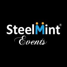 Steelprice Supported by Steelmint Events logo