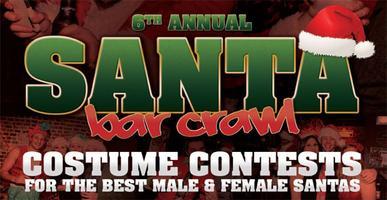 6th Annual Santa Bar Crawl (Charleston, SC)