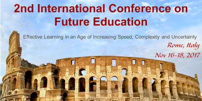2nd International Conference on Future Education