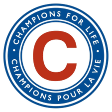 La Fondation Champions pour la vie | Champions for Life Foundation logo
