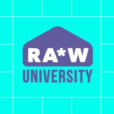 RA*W University logo