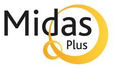 MidasPlus Fundraising logo