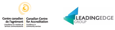 Canadian Centre for Accreditation - Leading Edge Group logo