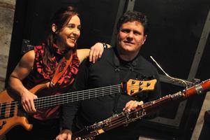 OoN!  - Ariane Cap & Paul Hanson (Bass & Bassoon)