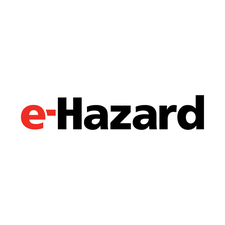 e-Hazard logo
