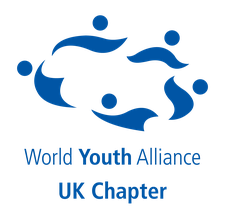 World Youth Alliance UK logo