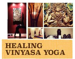 Healing Vinyasa Yoga
