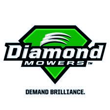 Diamond Mowers logo