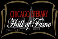 Chicago Literary Hall of Fame/Chicago Writers Association logo