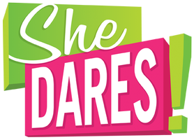 She Dares BONUS: Katie Couric Show