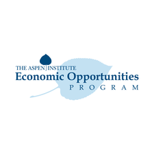 The Aspen Institute Economic Opportunities Program logo