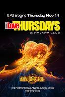 I love Thursdays at Havana Club