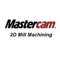 Training - STL - Mastercam Mill 2D Machining