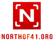 North of 41 logo