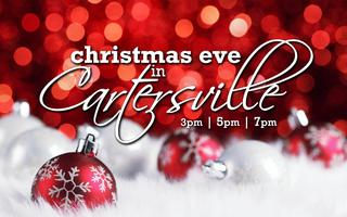 Christmas Eve in Cartersville