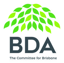BDA The Committee For Brisbane logo