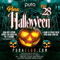 PURA's Halloween Celebration 2017