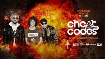 Cheat Codes Halloween at Royale | 10.27.17 | 10:00 PM | 21+