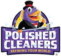 Polished Cleaners logo